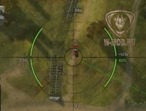 j1mb0 прицел для артиллерии