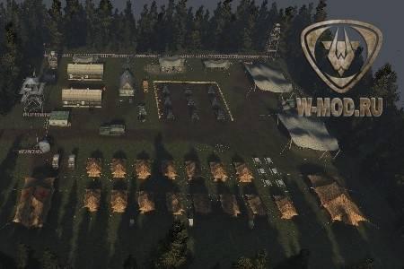 ангар военная база