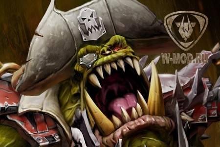 Озвучка из Warhammer