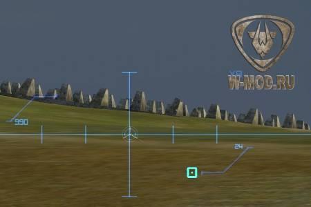 Прицелы MeltyMap для World of Tanks 1.12.1.2
