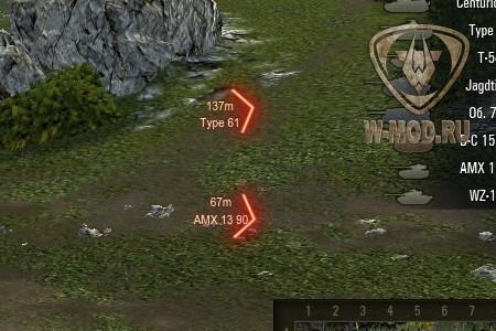 читерские моды для world of tanks d mod